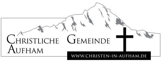 Christliche Gemeinde Aufham Retina Logo