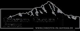 Christliche Gemeinde Aufham Logo
